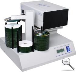 RAM Technologies Ltd - Manual CD/DVD Printing - Teac P55 Thermal Printer